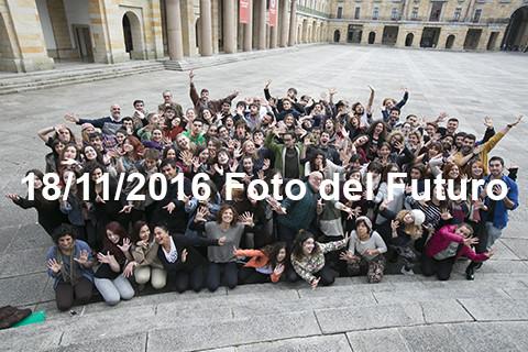18/11/2016 Foto del Futuro