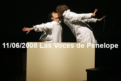 11/06/2008 Las Voces de Penelope