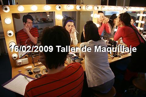 16/02/2009 Taller de Maquillaje (Semana Cultural)