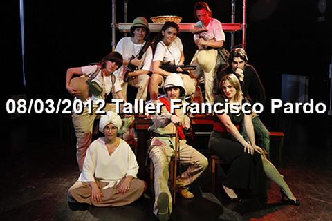 08/03/2012 Taller Fco Pardo