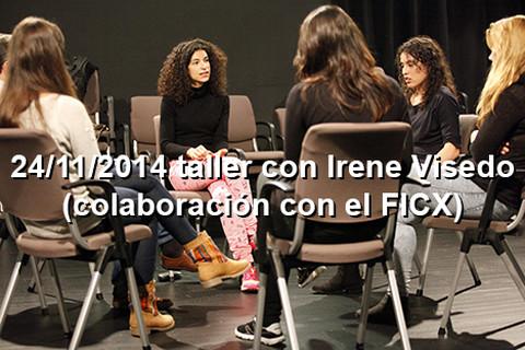 24/11/2014 Irene Visedo (taller FICX)