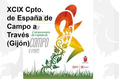 12/03/2017 Cpto. España CAMPO a TRAVÉS