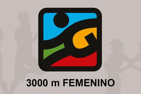 3000 m (fem)