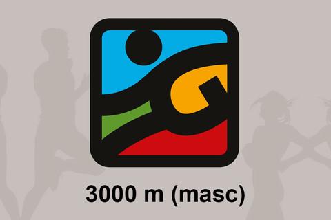 3000 m (masc)